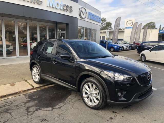 2014 MAZDA CX-5 AKERA (4X4) MY13 UPGRADE