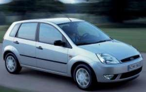 2006 FORD FIESTA LX WP