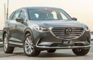 2017 MAZDA CX-9 AZAMI (AWD) MY16