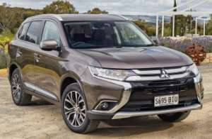 2017 MITSUBISHI OUTLANDER LS SAFETY PACK (4x4) 5 SEATS ZK MY17