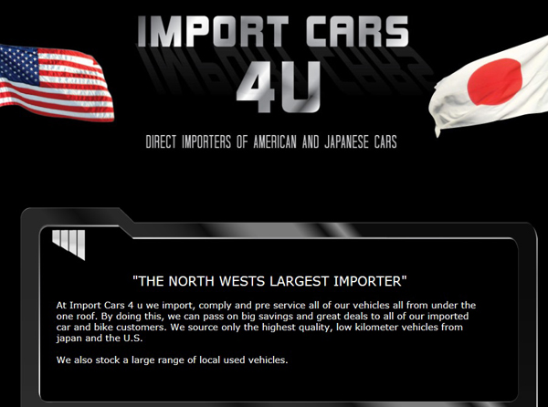 Import Cars 4 U: Used cars and new cars for sale in Tamworth, NSW