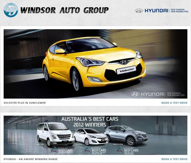 Windsor Auto Group: Cars for sale in the Central West, New South ...