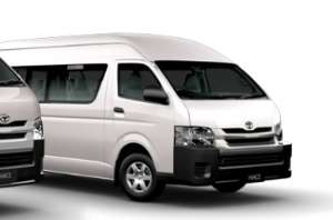 2014 TOYOTA HIACE COMMUTER KDH223R MY14