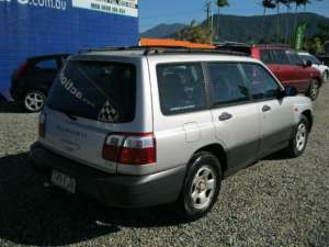 2000 SUBARU FORESTER LIMITED MY00