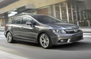 2012 HONDA CIVIC SPORT MY12