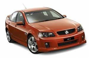 2010 HOLDEN COMMODORE SS-V VE MY10
