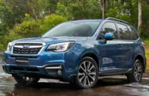 2016 SUBARU FORESTER 2.5i-S MY16