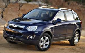 2011 HOLDEN CAPTIVA 5 (4x4)