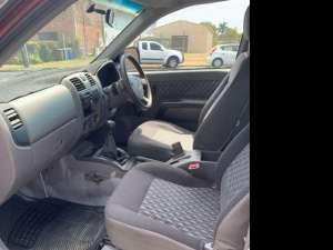 2004 HOLDEN RODEO LX (4x4) RA