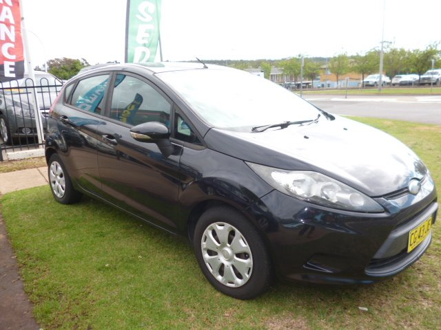 2010 FORD FIESTA ECONETIC