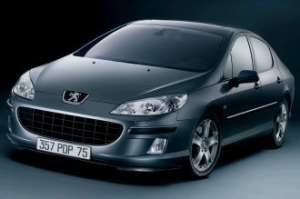 2005 PEUGEOT 407 ST HDi EXECUTIVE MY05