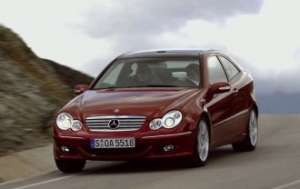 2006 MERCEDES-BENZ C200 KOMPRESSOR EVOLUTION AMG CL203 MY06