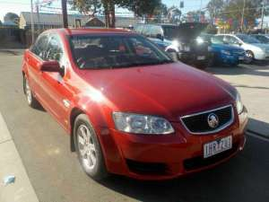 2011 HOLDEN COMMODORE OMEGA VE II MY12